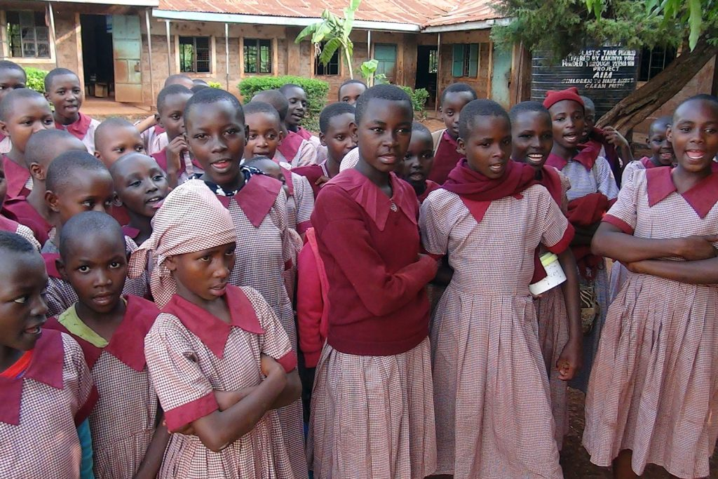 Effects of Poverty on Education in Kirinyaga County- Kenya.